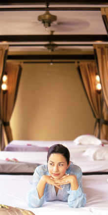 Spa Treatments for Individuals - Spa Village Kuala Lumpur