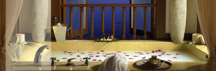 Spa Resort Pangkor Laut Malaysia - Luxury Beach Villa Accommodation